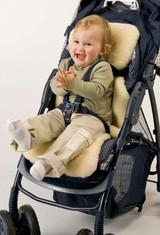 Lambskin Stroller Fleece