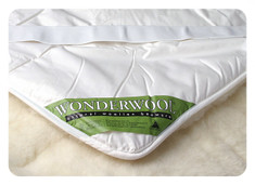Wool Reversible Underquilt - Strapped