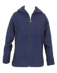 Lothlorian Cable Jacket - Possum Merino 9824