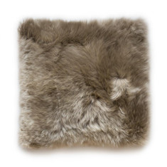 Sheepskin Cushion Cover - Option 2