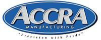 ACCRA Manufacturing Logo
