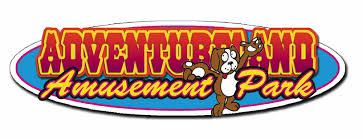 Adventureland Amusement Park Logo