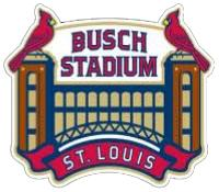 Busch Stadium St. Louis Logo