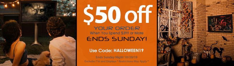 The TV Shield 2019 Halloween Sale Save Big Coupon Outdoor TV Enclosure
