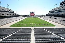 Kyle Field is one of the oldest stadiums in America