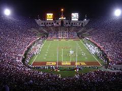 9)Los Angeles Memorial Coliseum