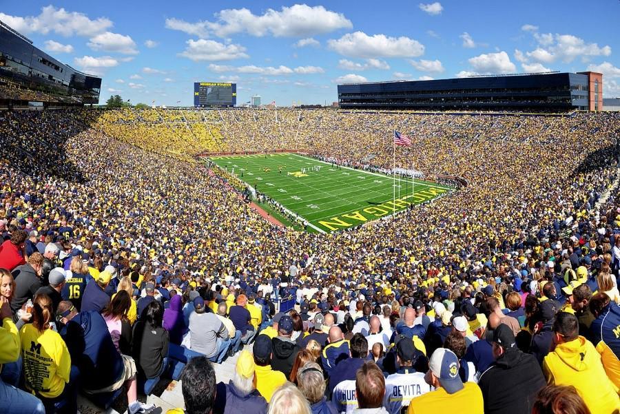 The Michigan Stadium Photo