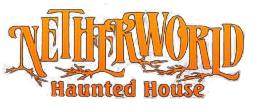 Netherworld Haunted House Logo