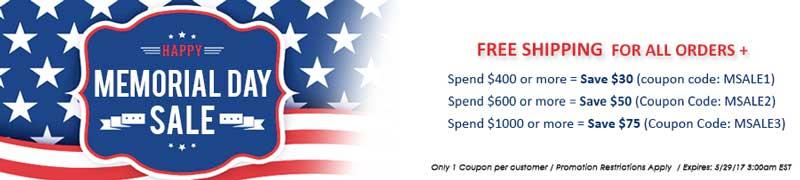 The TV Shield Memorial Day Week Sale!