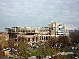 Neyland Stadium is the 5th largest stadium in America