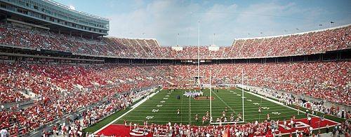 The Ohio Stadium Second Biggest USA Stadium