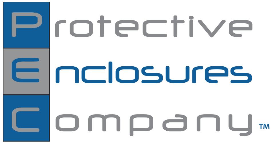 Protective Enclosures Company Logo