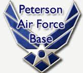 Peterson Air Force Base Logo