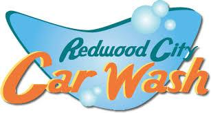 Redwood City Car Wash Logo