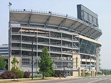 The Beaver Stadium