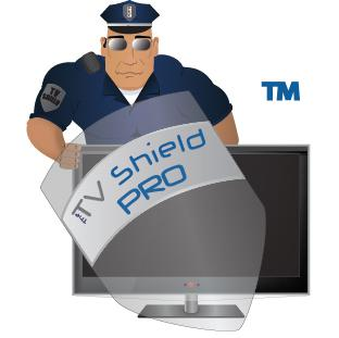 touchscreen digital sign the tv shield pro
