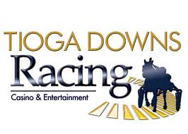 Tioga Downs Racing, Casino and Entertainment Logo