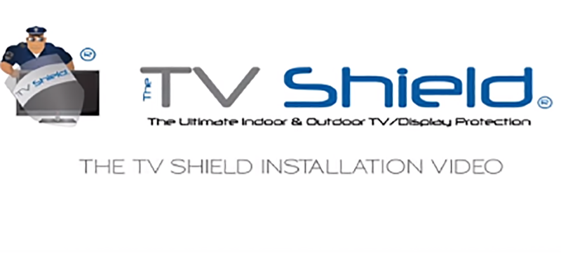 The TV Shield Installation Instructions