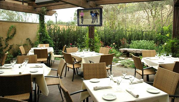 The TV Shield outdoor tv enclosure restaurants