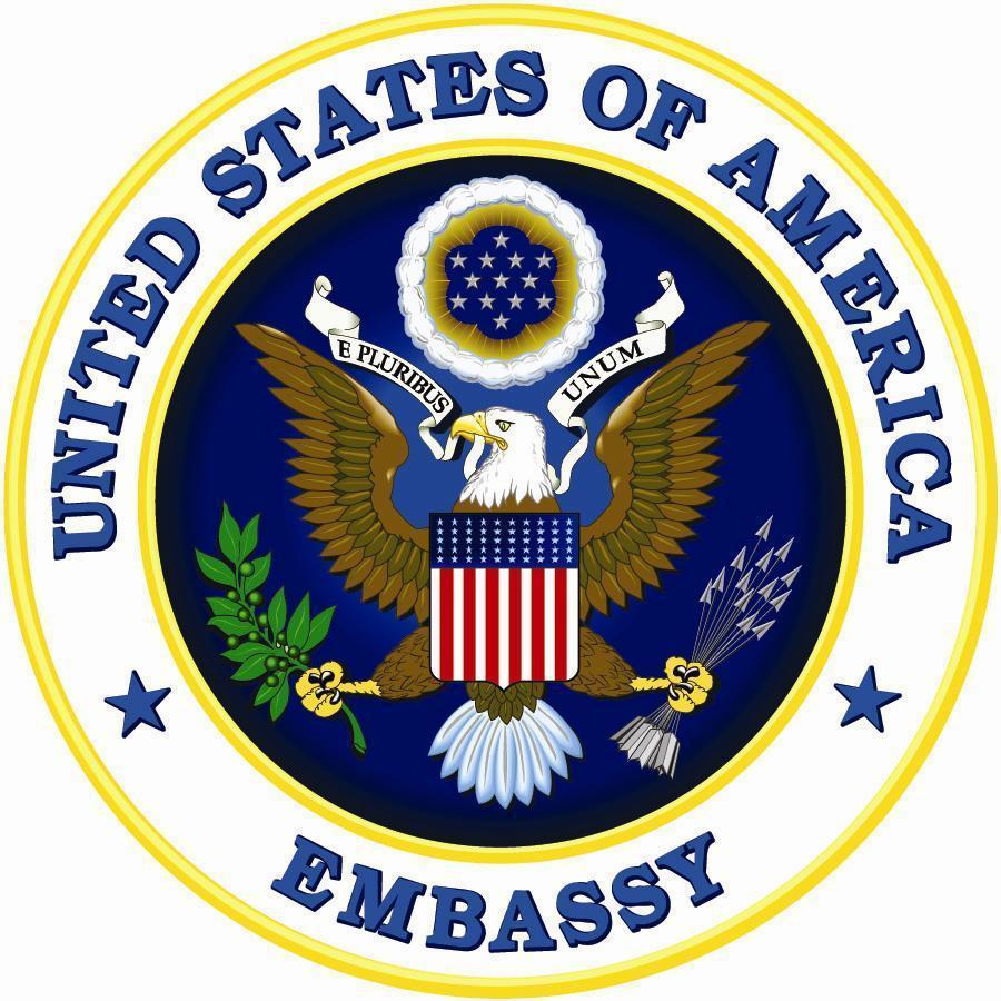 United States of America Embassy Logo