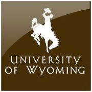 The University of Wyoming Logo