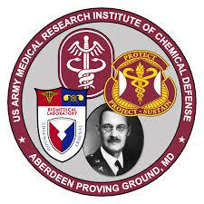 US Army Medical Research Institute of Chemical Defense Logo