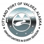 City and Port of Valdez Alaska Logo
