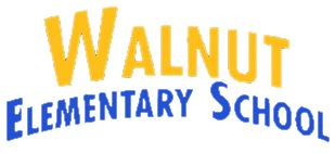Walnut Elementary School Logo