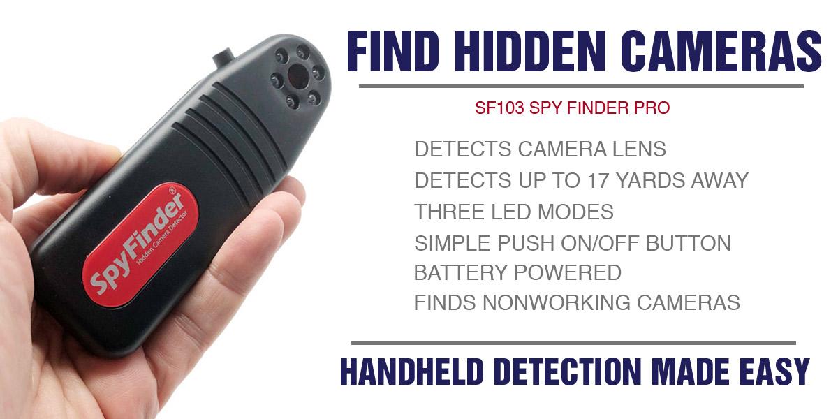 Spy Finder Pro Detect Hidden Cameras