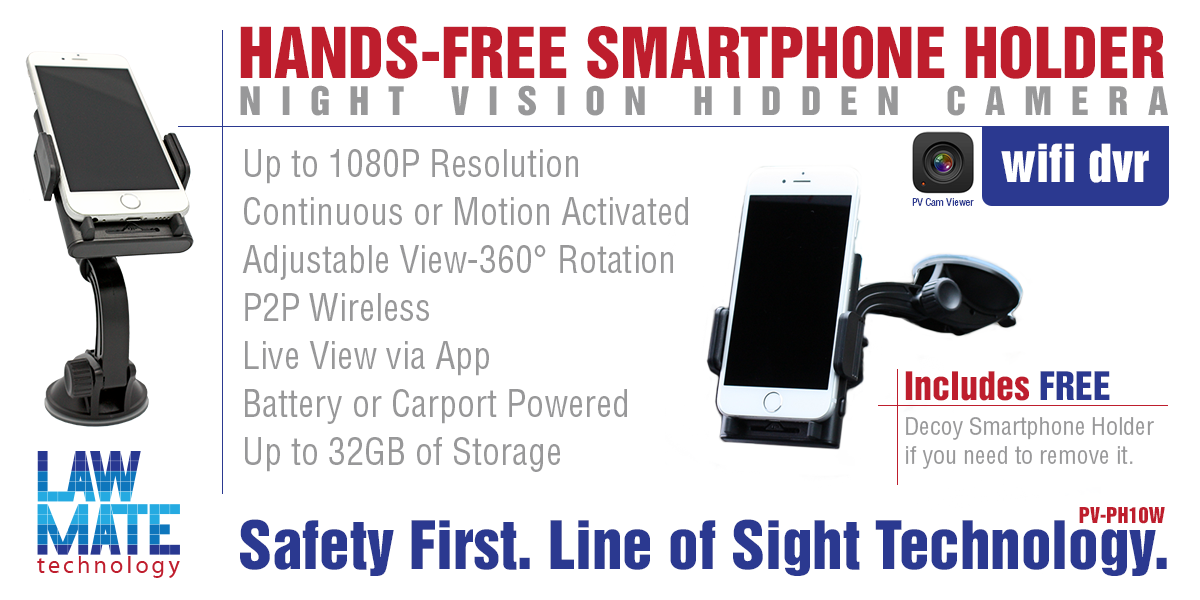 smartphone holder night vision camera