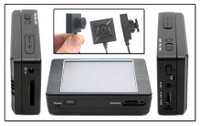PV-500L3 Micro DVR with Button Camera Set 720 X 480