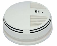 WiFi Spy Camera Smoke Detector w/ Night Vision Bottom View