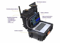 Delta X 100-12 Counter Surveillance Spectrum Analyzer