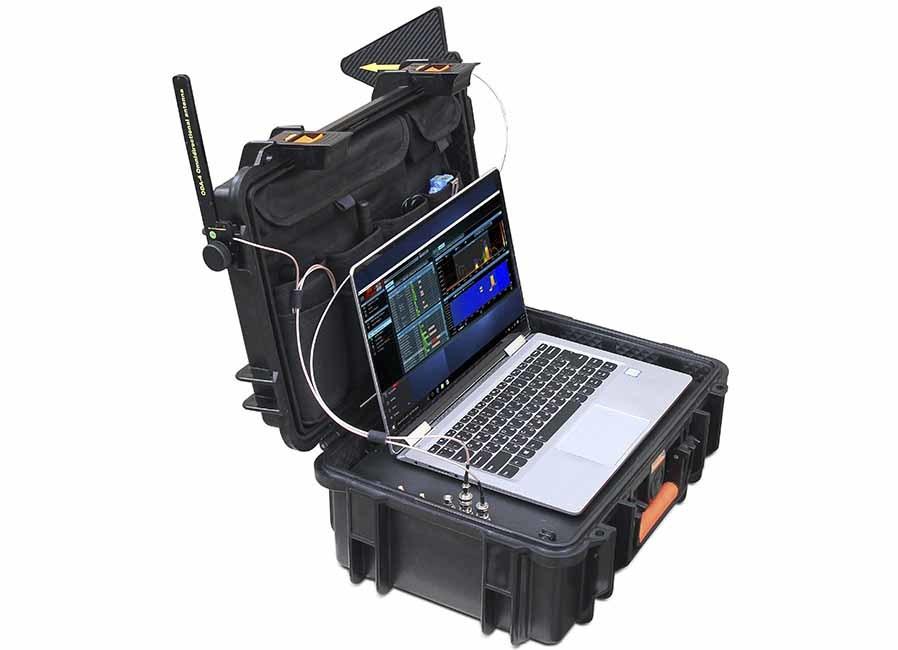 DX100-12 | Find Hidden cameras, hidden video, hidden bugs with Delta X 100-12 bug detection