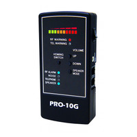 Protector PRO-10G Multipurpose Counter Surveillance Detector