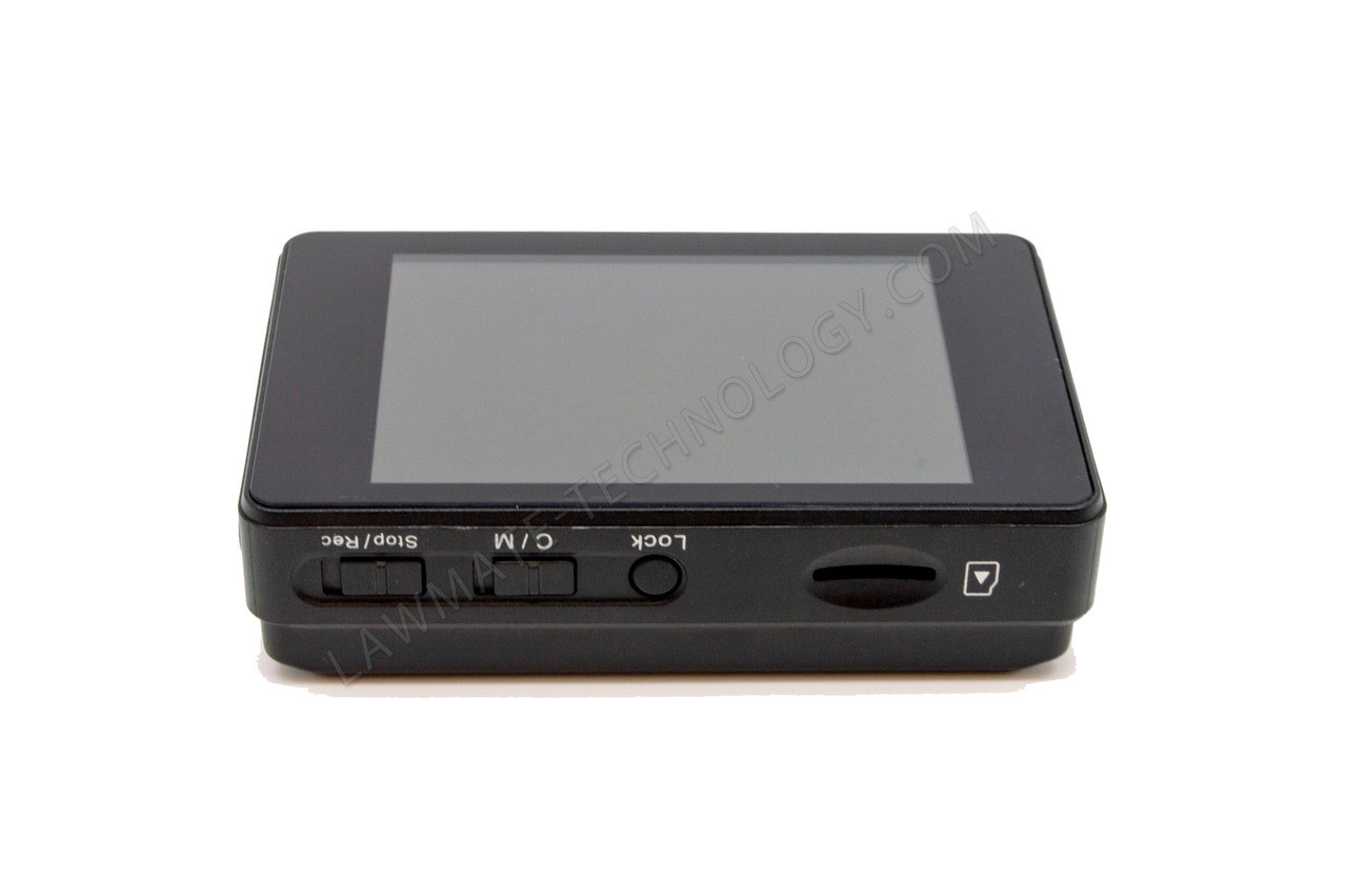 Lawmate PV-500ECO2 New Analog Input Portable DVR - LCD lock. sd card slot