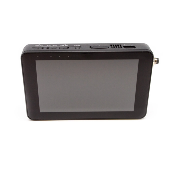 "Lawmate PV-1000EVO3 | 5"" Touchscreen Digital & Analog 1TB Hard Drive DVR Front Screen"