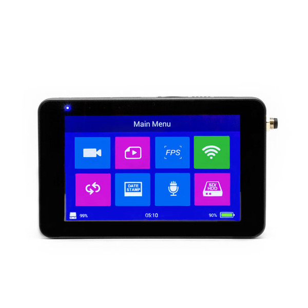 "Lawmate PV-1000EVO3 | 5"" Touchscreen Digital & Analog 1TB Hard Drive Portable DVR"