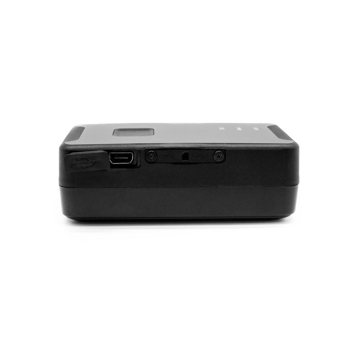 GPS900-4G iTrail® Solo Personal Real Time GPS Tracker (Port view)