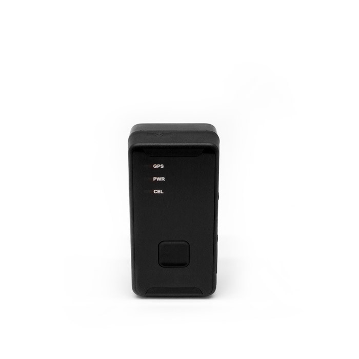GPS900-4G iTrail® Solo Personal Real Time GPS Tracker (Front view)