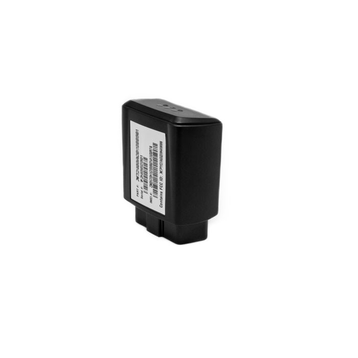 GPS901-4G iTrail® Snap - Live OBD-II 4G GPS Tracker Back Side