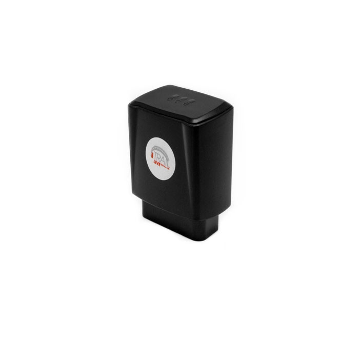 GPS901-4G iTrail® Snap - Live OBD-II 4G GPS Tracker Front Side