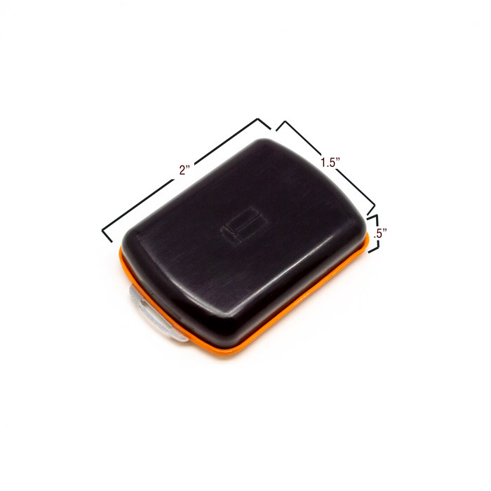 GPS945 iTrail Button Dimensions