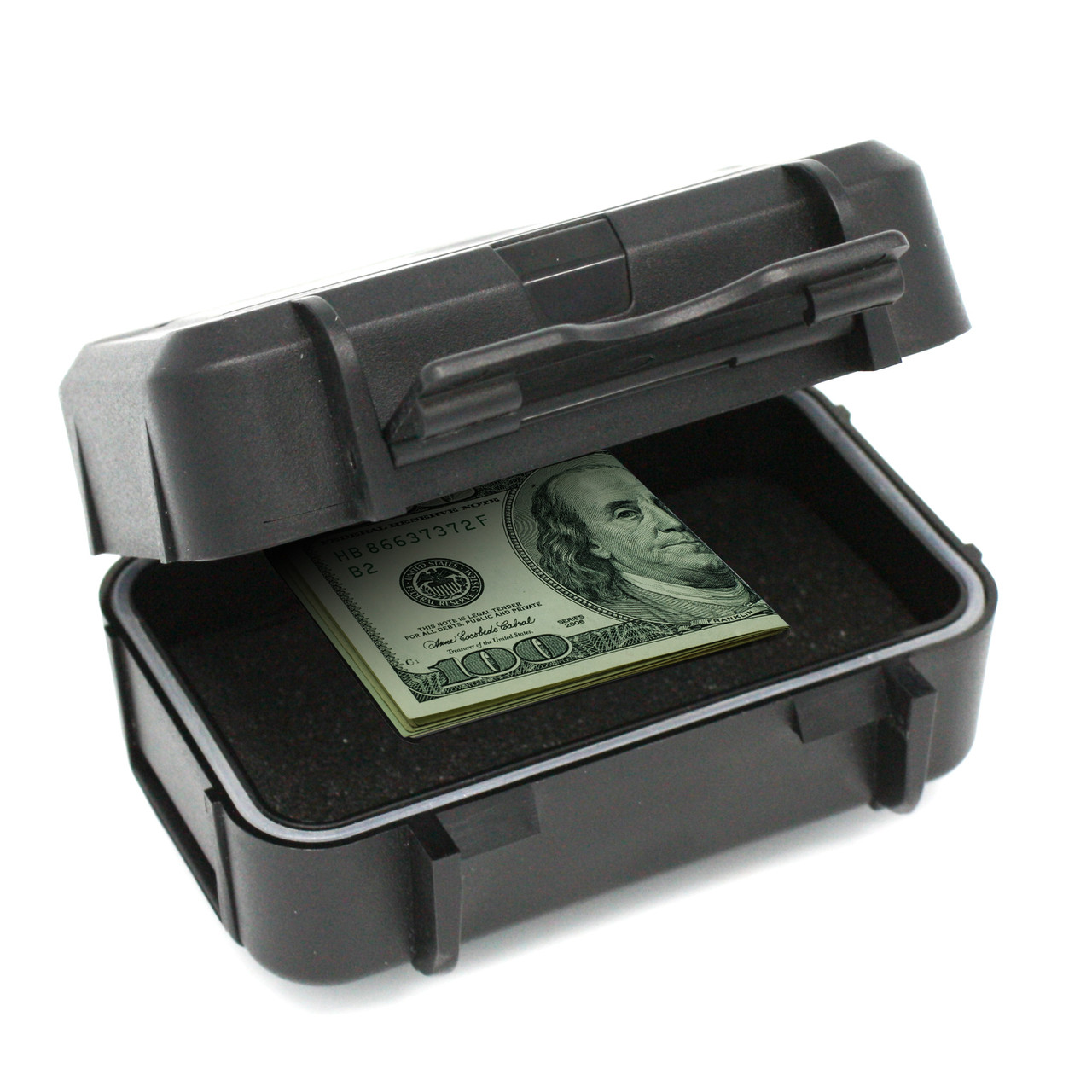 E1090 iTrail® Roc Box Money Inside