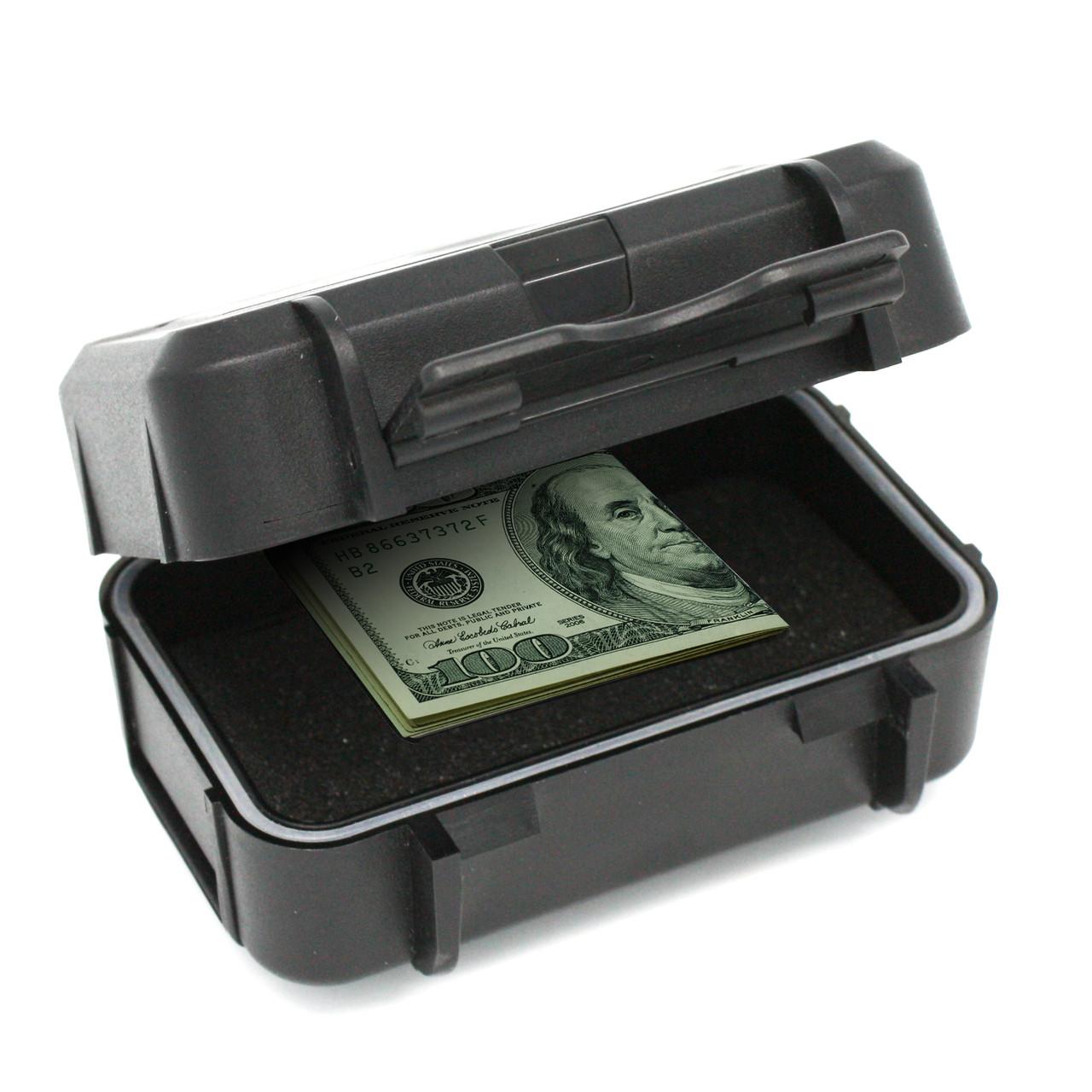 E1090 iTrail® Roc Box Money Inside