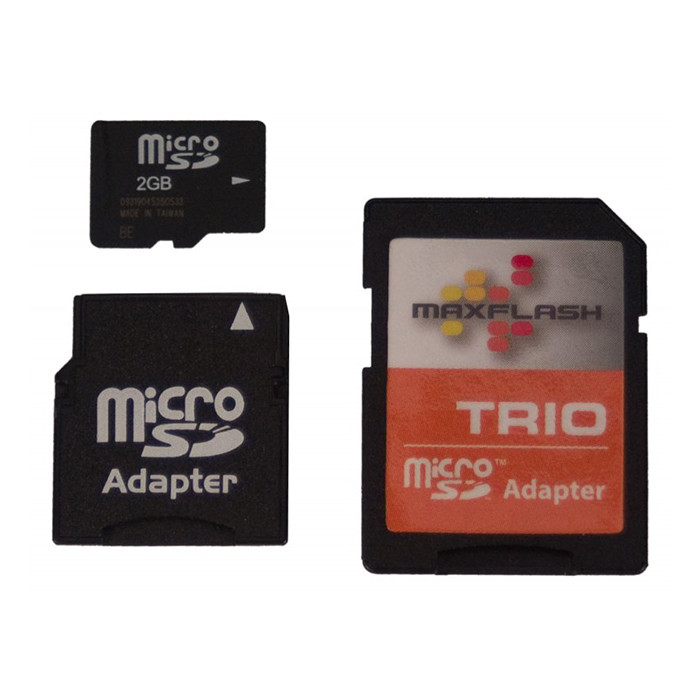 32 GB Trio Kit