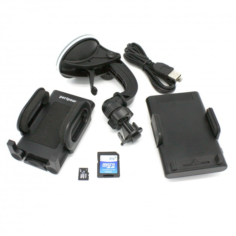 PV-PH10W Hands-Free Smartphone Holder - Night Vision Car Camera - 1080P WiFi HD DVR Accessories