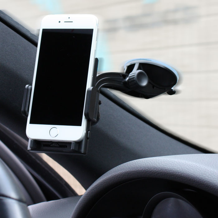PV-PH10W Hands-Free Smartphone Holder - Night Vision Car Camera - 1080P WiFi HD DVR in Car