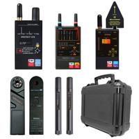 Law Enforcement Grade RF Detectors Professional Countermeasures Set