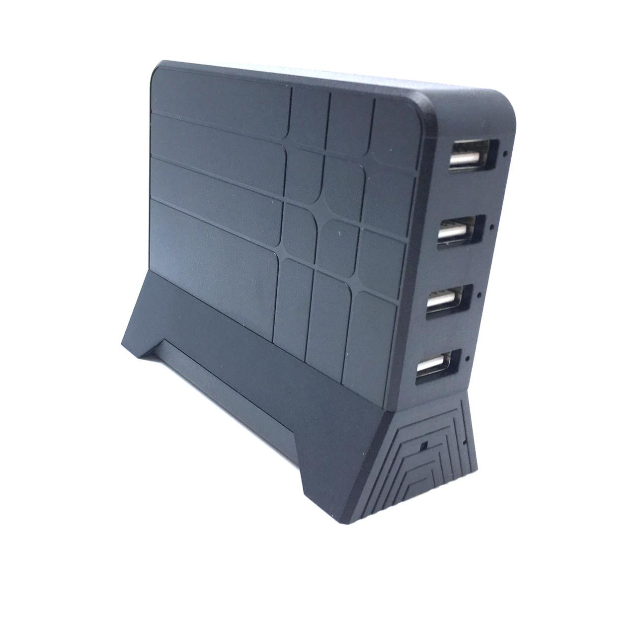 Lawmate PV-CS10i Covert Camera and DVR USB Charging Station usb ports